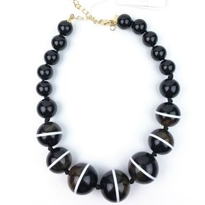Kate Spade In A Flash Beaded Collar Necklace